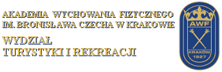 Wydział Turystyki i Rekreacji AWF w Krakowie